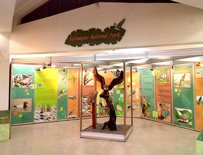 Nature Interpretation Centres