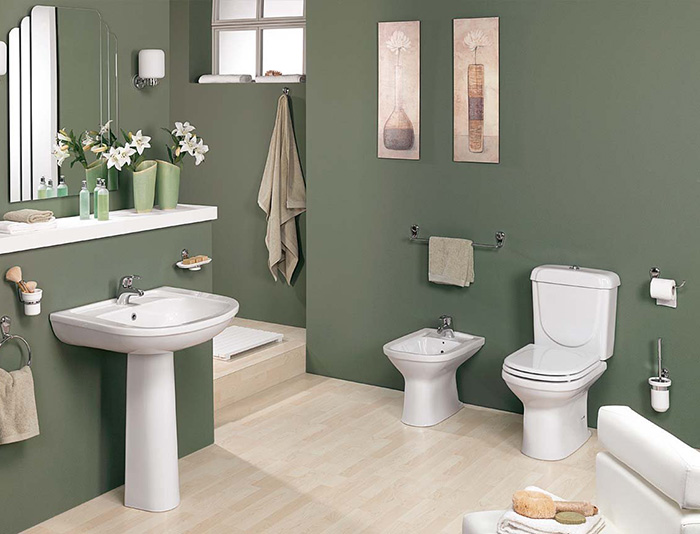 Bath & Sanitary ware