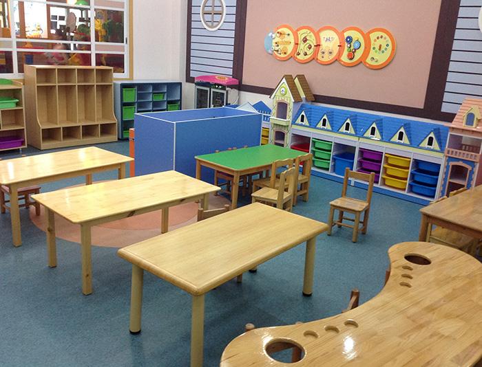 Kindergarten & Class Interiors