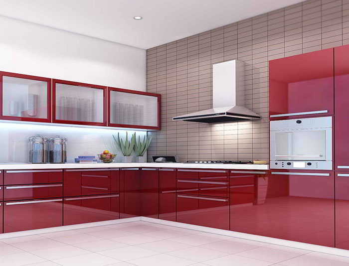PU High Gloss Kitchen copy