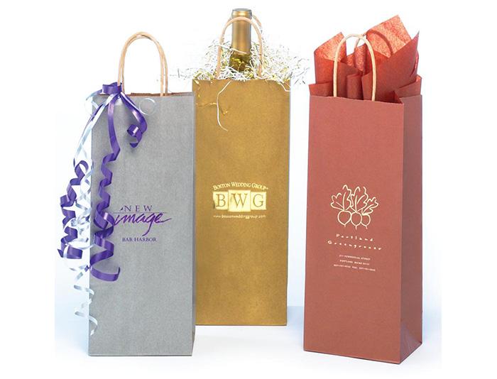 Bottle Paper Bags
