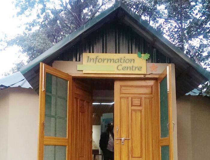 Info Centres