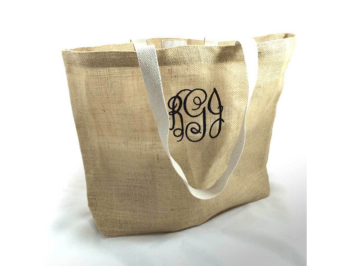 Personalized Jute Bags